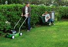 Машини за косене на трева при трудни терени