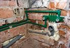 Ремонт и обновяване на банята IV. Подготовка на стените и пода за облицоване с плочки
