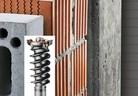 Свредло за големи отвори в бетон и тухлен зид