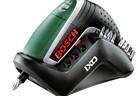 Четвърто поколение миниотвертка Bosch IXO