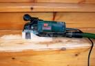 Новогодишна премяна и обновяване на старата дървена стълба