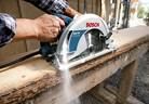 Циркулярен трион за строително дърводелство
