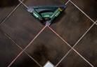 Ремонт и обновяване на банята VI. Полагане на подови покрития с плочки