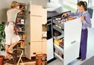 Решения за кухнята с механизми на Hettich