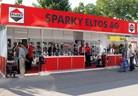 Sparky Eltos – златни медали, нови електроинструменти и машини