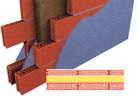 Външни и вътрешни стени  с керамични блокове POROTHERM