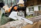 Подготовка на дърва за огрев