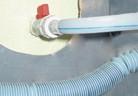 Свързване на пералната машина