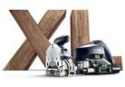 DOMINO XL – още по-здрави сглобки с новата фреза на Festool