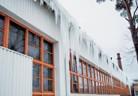 Нагревателни системи за покриви и улуци
