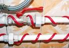 Защита на водопровода от замръзване