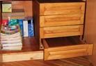 """Шкафче с чекмеджета – проект """"Как да направим"""""""