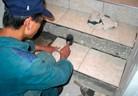 Облицоване на бетонно стълбище с плочки