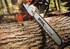 Мощен трион за дърводобив STIHL MS 461