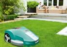 Косачката робот Bosch Indego