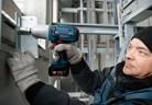 Мощен акумулаторен ударен гайковерт Bosch GDS 18 V-LI HT Professional