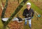 Комбинирана система за работа в градината Bosch AMW 10