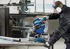Настолен циркулярен трион за студено рязане на метали Bosch GCD 12 JL Professional