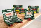 Нови куфарчета с инструменти Bosch Promoline