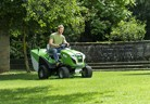 Новите трактори за косене на VIKING