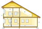 Сглобяеми къщи с елементи на Knauf