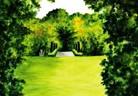 Живописна градина с косачките на VIKING серия 4