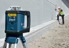 Ротационни лазерни нивелири Bosch GRL 500 H/HV + LR 50 Professional