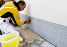 Топло – и хидроизолация на цокъла на къща
