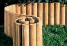 Дървени конструкции в градината