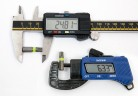 Шлосерски измервателни инструменти на Fervi