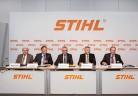 """STIHL – """"Ден на медиите"""", 2018 – по-нататъшно успешно производствено и финансово развитие на групата STIHL"""