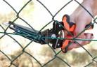 Ръчни инструменти за работа с оградна мрежа на EDMA