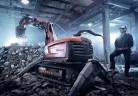 Husqvarna Construction DXR  – роботи за разрушаване на строителни конструкции