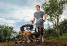 Мотофрезите на STIHL – по-мощни и ефективни в градината