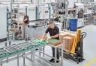 Производство на професионални акумулаторни батерии STIHL AR