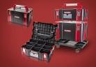 Система от куфари за инструменти Raider