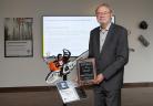 Технология на STIHL с награда за върхови постижения