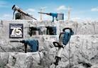 75 години перфоратори  и къртачи Bosch