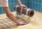 Комфорт  чрез отопление на пода в банята