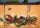 Защита срещу графити и тяхното премахване