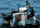 Надуваеми лодки и двигатели Honda Marine