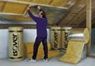 Топло- и звукоизолация на покривната конструкция