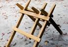 """Стойка за рязане на дърва – проект """"Как да направим"""""""