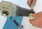 Заваряване на полипропиленови водопроводни тръби – Raider RD-PW02