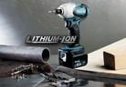 Серия ръчни инструменти на Makita с литиево-йонни батерии